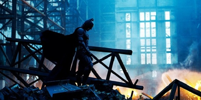 Christopher Nolan's Dark Knight Trilogy