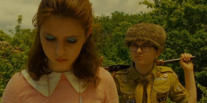 My Favorite Film of 2012:  Moonrise Kingdom