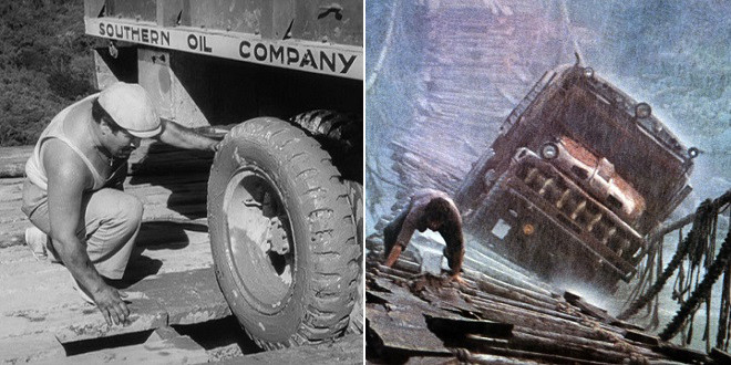 The Wages of Fear (1953) v. Sorcerer (1977)